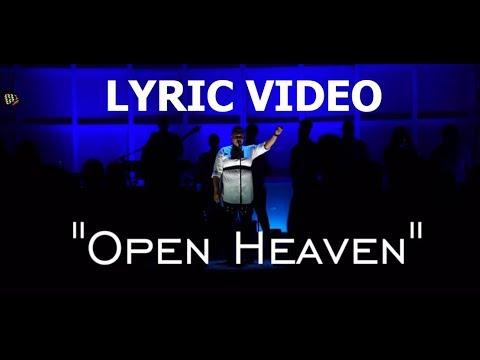 Maranda Curtis - Open Heaven (Lyric Video)