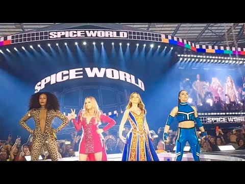 Spice Girls - Spice Up Your Life (Spice World Tour 2019) First Cut