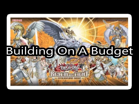 How To Combine Three Realm Of Light Structure Deck