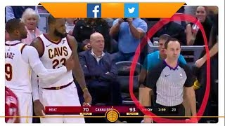 LeBron James Ejected, Kristaps Porzingis Injury (NBA Memes of the Week)