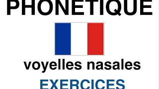 voyelles nasales fle french pronunciation