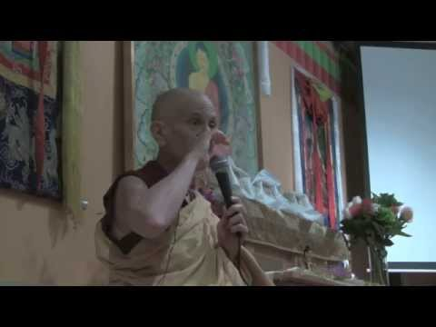 11-01-14 Advice for Dharma Practice: Overcoming Obstacles to Dharma Practice