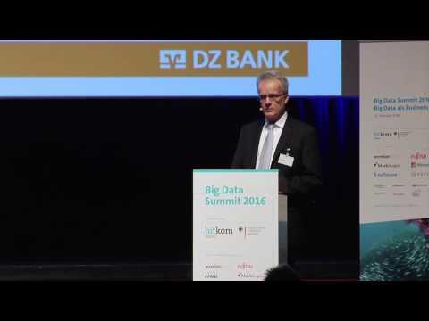 Risikobewertung kritischer Geschäftsprozesse in Echtzeit durch Big Data Auswertungen: DZ BANK AG