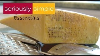 Seriously Simple Essentials: H๐w to Grate Cheese
