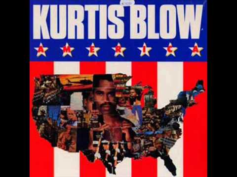 Kurtis Blow - Respect to the king (from America album)