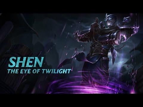 Shen: Champion Spotlight | Gameplay - League of Legends