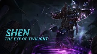 Shen: Champion Spotlight | Gameplay - League of Legends