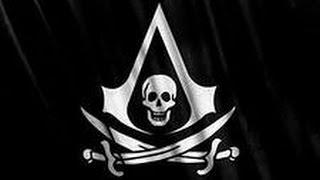 Как сделать флаг из Assassin's Creed в майнкрафт/How to make flag from Assassin's Creed in minecraft