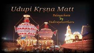 Sri Krishnashtaka (Palayachuta) with lyrics and English translation in HD