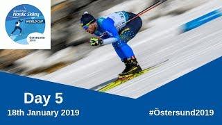 Biathlon Individual   Ostersund 2019