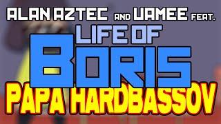 Alan Aztec & uamee - Papa Hardbassov (feat. Life of Boris)