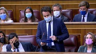 García Egea: 'Ya conocemos su estrategia, los parados al olvido y los condenados al ministerio de...