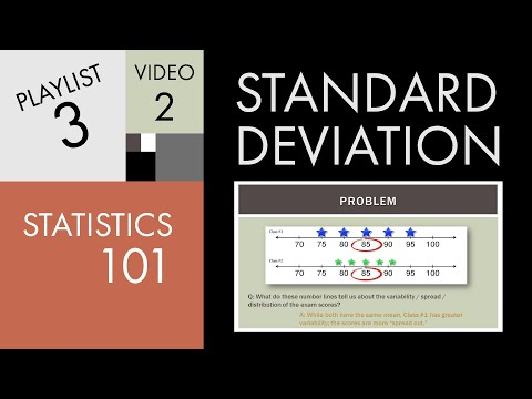 Statistics 101: Standard Deviation and NFL Field Goals - Part 1/3