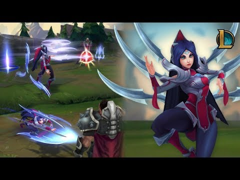 Prezentacja bohaterki Irelii | Rozgrywka — League of Legends thumbnail