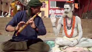Bansuri flute music in India-for yoga and tai chi