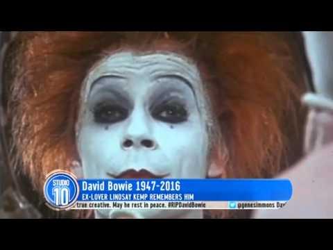 Lindsay Kemp Remembers David Bowie   Studio 10