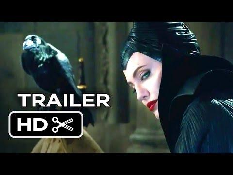 Maleficent Movie Hd Trailer