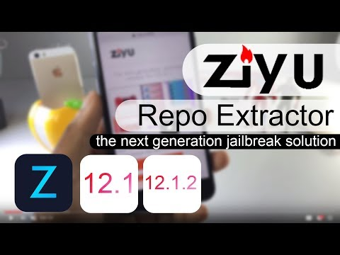Ziyu Repo / Source extractor jailbreak app install solution