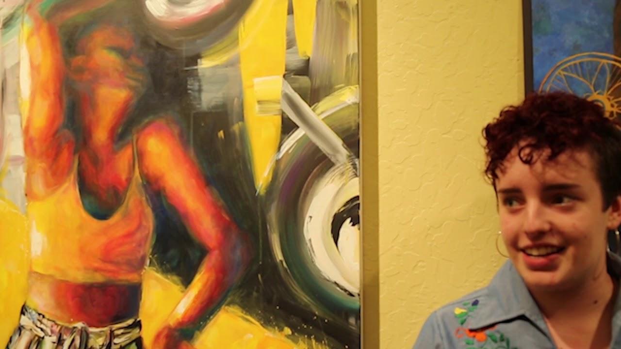 Folsom High AP Studio Art students have gallery exhibit