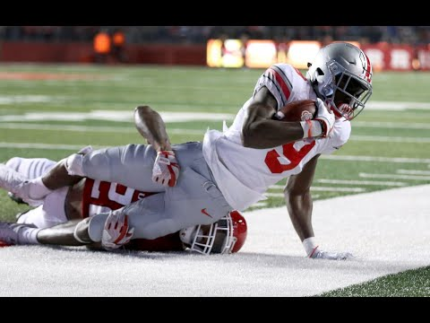 Ohio State's Ben Victor, and a warning about tall receivers