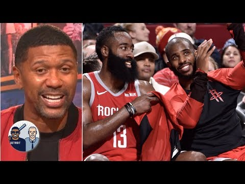 James Harden's dominance allows Chris Paul time to get healthy | Jalen & Jacoby