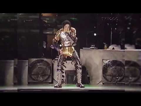 Michael Jackson - Scream - Live Gothenburg...