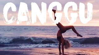 CANGGU, BALI - SURFING WAVES AND FINDING TUPAC | VLOG #8