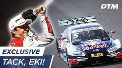 "Tack, Eki! - The best of Mattias Ekström: ""Go hard or go Home!"""