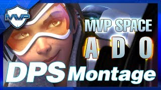 [MVP OW] 겐지만 잘하는게 아니다! MVP SPACE ADO 프랙무비 Vol.3