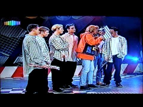 Backstreet Boys - Telekids - 1996 - Holland - Part 1
