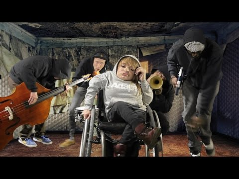 """""""MARY HAD A LITTLE BAND"""" - Wheelchair Sports Camp [official video]"""
