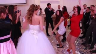 Танцевальный Батл на свадьбе 08.10.16