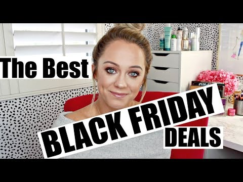 The Best Black Friday Deals + Coupon Codes|