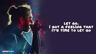 Post Malone - Circles ( Lyrics Video )