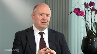 Deutsche Bank CEO on Share Sale, Turnaround Strategy