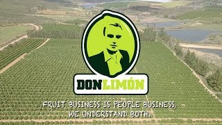 Don-Limón - South African Citrus