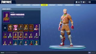 Selling FORTNITE Account 2018! Skull Trooper, NutCracker, Ghoul Trooper, Codename Elf, Brute Bomber