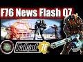 Fallout 76 Infos Deutsch - News Flash 07 [Release Countdown, Atom Preise, PvP Items, Anti Cheat]
