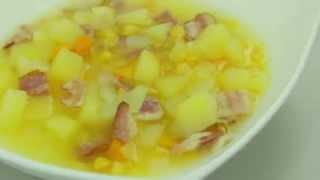 Гороховый суп в скороварке BRAND 6050