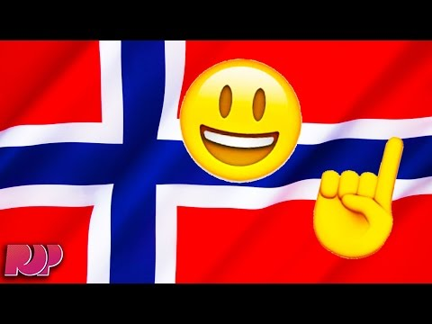 Norway Is The Happiest Country, USA Is 14