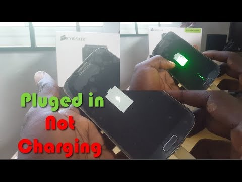 Smartphone Not Charging When Plugged In Fix