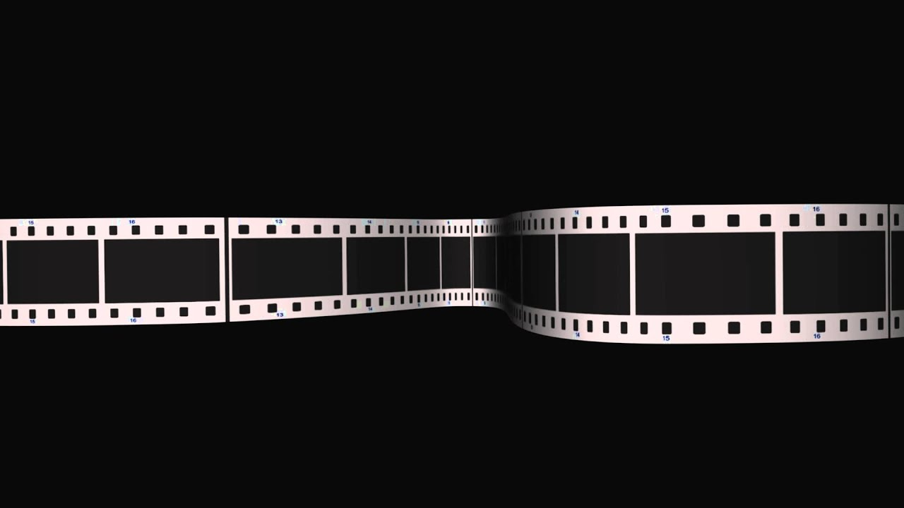 Free Stock Video Download - 35mm Film Reel Background - Animated Loop - YouTube