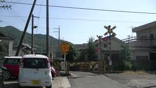 00156 JR和歌山線布施屋駅と千旦駅の間の踏切