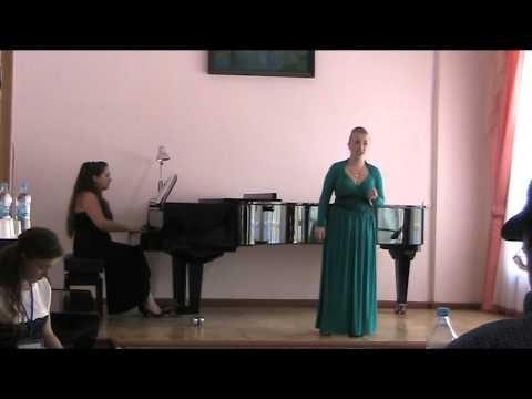 G.F.Handel Aria Laodice dall'opera