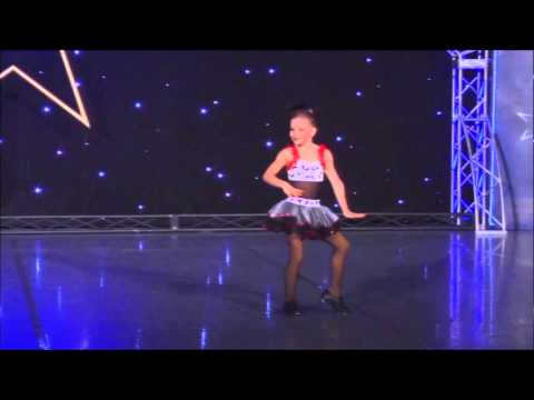 Emily Tap Solo at Showstoppers Mid-America National Finals 2013