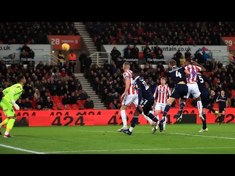 HIGHLIGHTS: Stoke City v Millwall