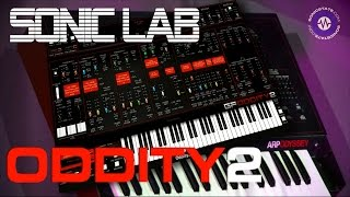 First Look: GForce Software Oddity2 Synthesizer
