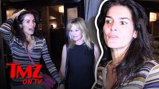 Angie Harmon Thankful She Dodged Harvey Weinstein Bullet   TMZ TV