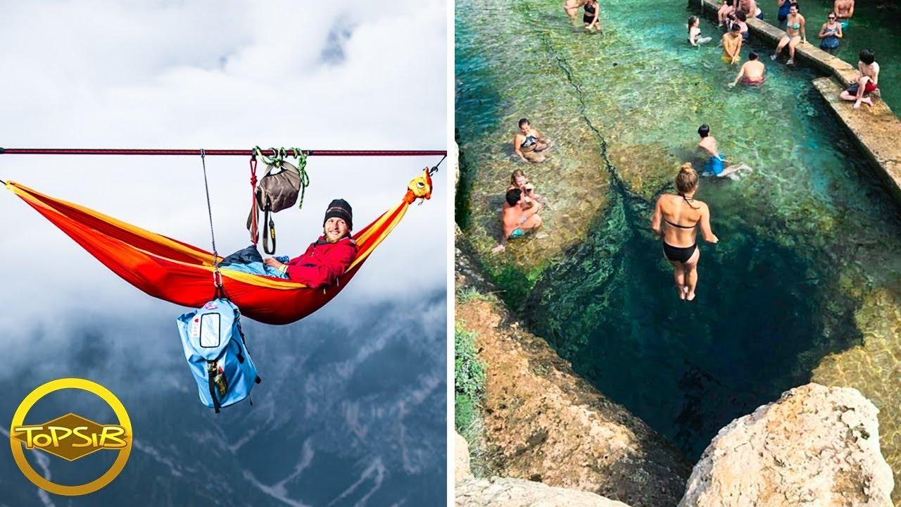 10 สถานที่ท่องเที่ยวอันตรายที่สุดในโลก (น่ากลัวมาก)