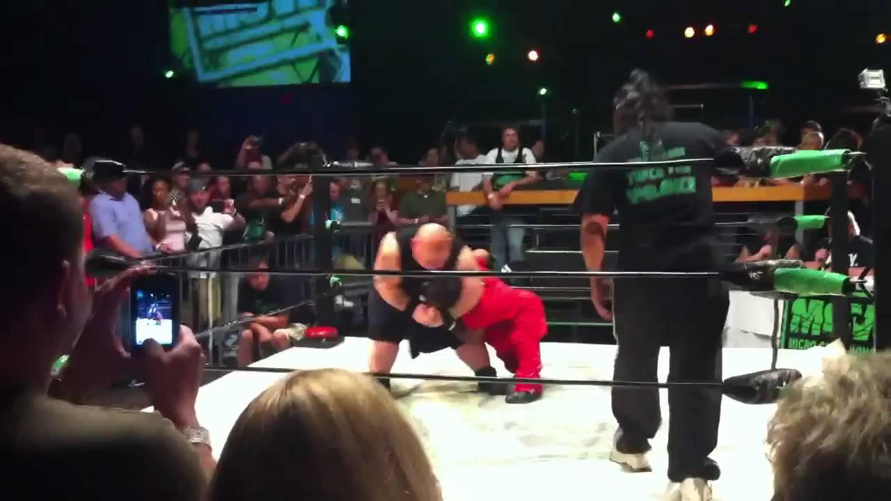 Midget wrestling atlanta